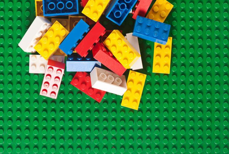 Los beneficios del LEGO