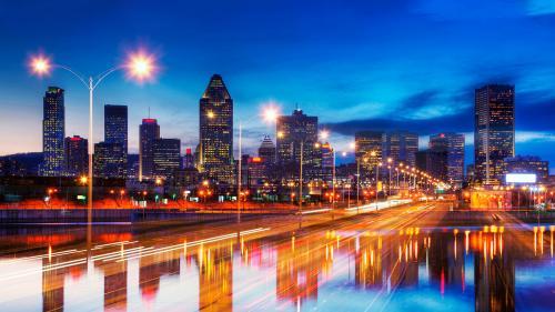 Viaje preuniversitario a Canada, Montreal