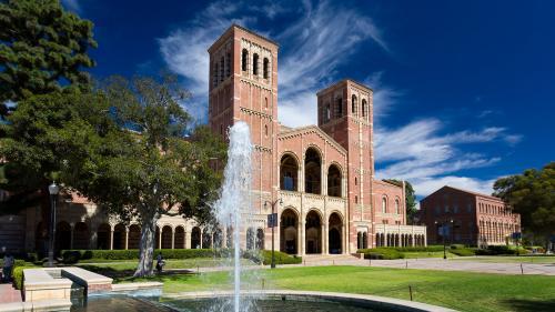 Viaje preuniversitario a USA, California (UCLA)