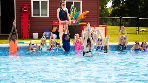 Campamentos de verano en EEUU. De nuevo en los campamentos en Estados Unidos