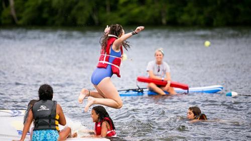 Campamentos de verano en EEUU. Visitando a nuestros campers