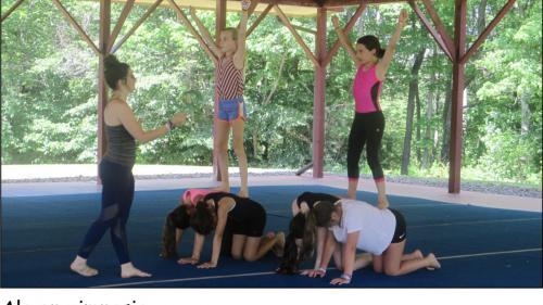 La diversión continua en nuestros Camps!!!