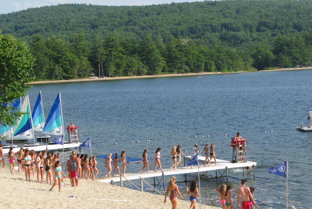 ¿Cómo son nuestros campamentos de verano en USA?